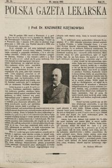 Polska Gazeta Lekarska. 1925, nr11