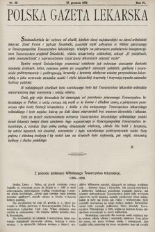 Polska Gazeta Lekarska. 1925, nr50