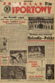 Przegląd Sportowy. 1939, nr4