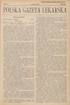 Polska Gazeta Lekarska. 1934, nr2