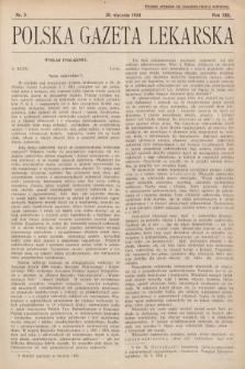 Polska Gazeta Lekarska. 1934, nr5