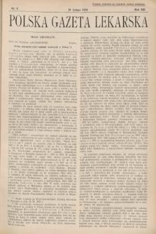 Polska Gazeta Lekarska. 1934, nr8