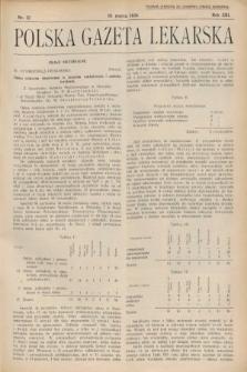 Polska Gazeta Lekarska. 1934, nr12