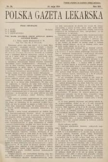 Polska Gazeta Lekarska. 1934, nr20
