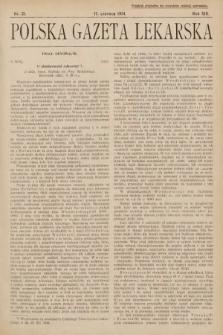 Polska Gazeta Lekarska. 1934, nr25