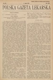 Polska Gazeta Lekarska. 1934, nr28