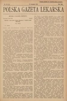 Polska Gazeta Lekarska. 1934, nr33 i 34