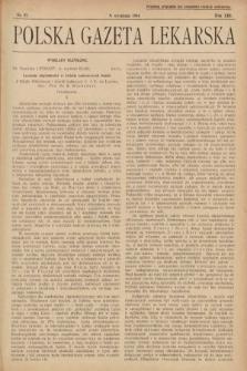 Polska Gazeta Lekarska. 1934, nr37