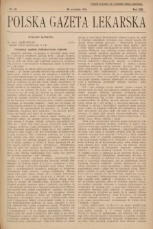 Polska Gazeta Lekarska. 1934, nr40
