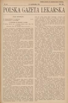 Polska Gazeta Lekarska. 1934, nr42