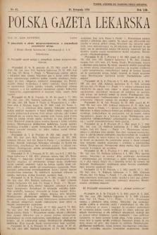 Polska Gazeta Lekarska. 1934, nr47