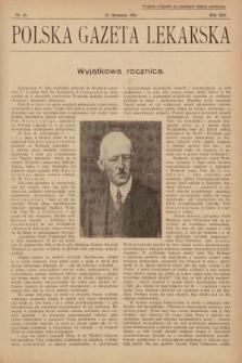 Polska Gazeta Lekarska. 1934, nr48