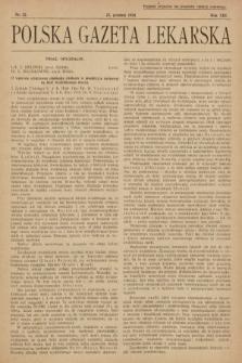 Polska Gazeta Lekarska. 1934, nr52