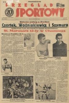 Przegląd Sportowy. 1937, nr13