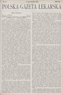 Polska Gazeta Lekarska. 1929, nr41