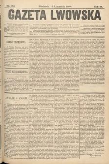 Gazeta Lwowska. 1898, nr258