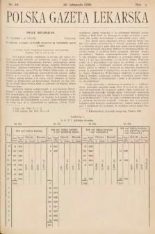 Polska Gazeta Lekarska. 1926, nr48