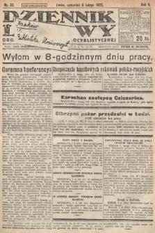 Dziennik Ludowy : organ Polskiej Partyi Socyalistycznej. 1922, nr32