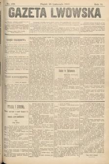 Gazeta Lwowska. 1898, nr268