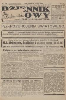 Dziennik Ludowy : organ Polskiej Partyi Socyalistycznej. 1922, nr148