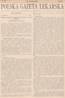 Polska Gazeta Lekarska. 1930, nr48