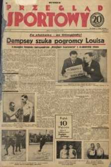 Przegląd Sportowy. 1936, nr2