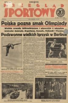 Przegląd Sportowy. 1936, nr72