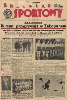 Przegląd Sportowy. 1936, nr109