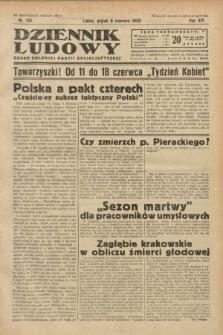 Dziennik Ludowy : organ Polskiej Partji Socjalistycznej. 1933, nr130