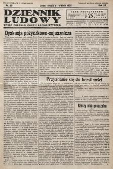 Dziennik Ludowy : organ Polskiej Partij Socjalistycznej. 1932, nr80
