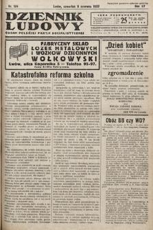 Dziennik Ludowy : organ Polskiej Partij Socjalistycznej. 1932, nr128