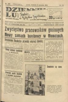 Dziennik Ludowy : organ Polskiej Partji Socjalistycznej. 1929, nr205