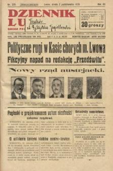 Dziennik Ludowy : organ Polskiej Partji Socjalistycznej. 1929, nr225