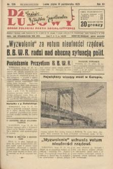 Dziennik Ludowy : organ Polskiej Partji Socjalistycznej. 1929, nr239