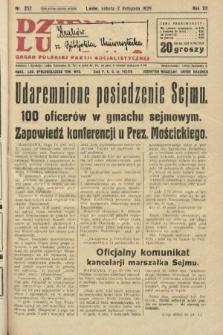 Dziennik Ludowy : organ Polskiej Partji Socjalistycznej. 1929, nr252