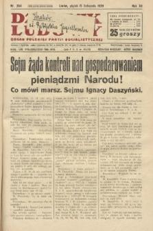 Dziennik Ludowy : organ Polskiej Partji Socjalistycznej. 1929, nr264