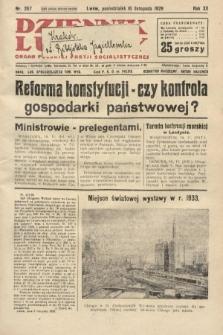 Dziennik Ludowy : organ Polskiej Partji Socjalistycznej. 1929, nr267
