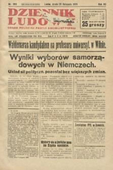 Dziennik Ludowy : organ Polskiej Partji Socjalistycznej. 1929, nr268