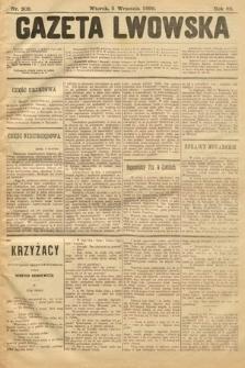 Gazeta Lwowska. 1899, nr202