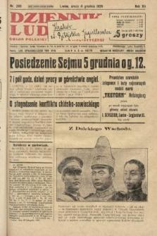 Dziennik Ludowy : organ Polskiej Partji Socjalistycznej. 1929, nr280