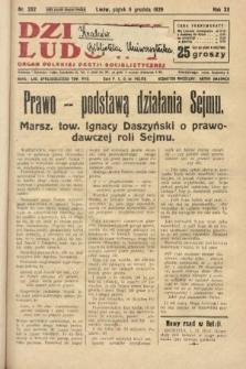 Dziennik Ludowy : organ Polskiej Partji Socjalistycznej. 1929, nr282
