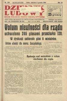 Dziennik Ludowy : organ Polskiej Partji Socjalistycznej. 1929, nr284