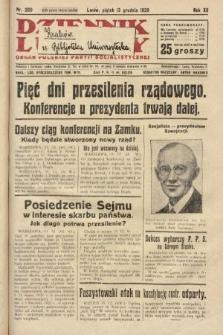 Dziennik Ludowy : organ Polskiej Partji Socjalistycznej. 1929, nr289
