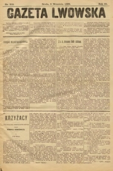 Gazeta Lwowska. 1899, nr203