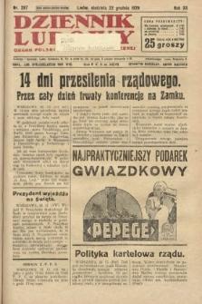 Dziennik Ludowy : organ Polskiej Partji Socjalistycznej. 1929, nr297