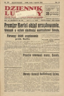 Dziennik Ludowy : organ Polskiej Partji Socjalistycznej. 1929, nr303