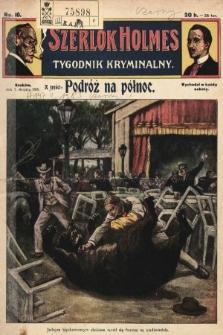 Szerlok Holmes : tygodnik kryminalny. 1909, nr10