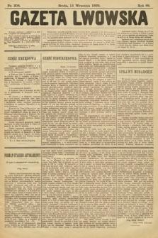 Gazeta Lwowska. 1899, nr208