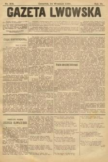 Gazeta Lwowska. 1899, nr209