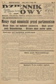 Dziennik Ludowy : organ Polskiej Partji Socjalistycznej. 1927, nr28